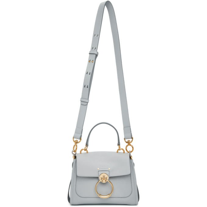 Chloé CHLOE GREY MINI TESS DAY BAG