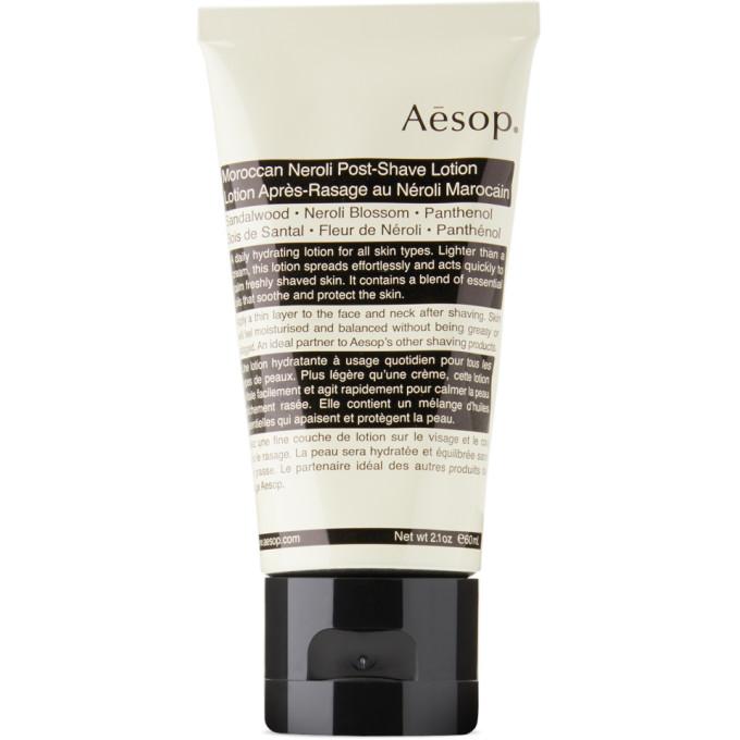 Aesop AESOP MOROCCAN NEROLI POST-SHAVE LOTION, 60 ML
