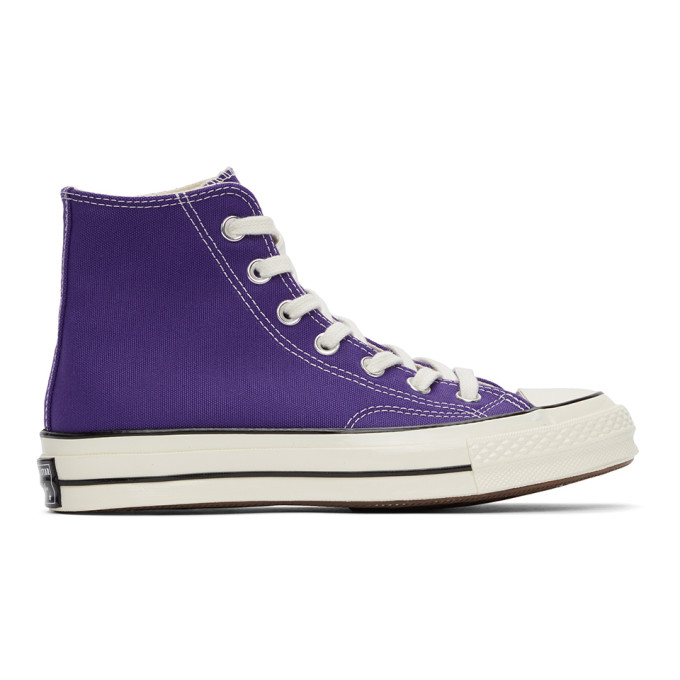 Converse Chuck Taylor All Star High Top Sneaker In Candy Grape
