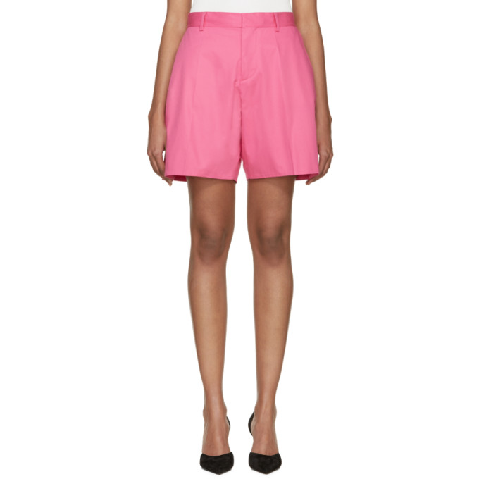 Dsquared2 Fuchsia Loe Kawaii Shorts