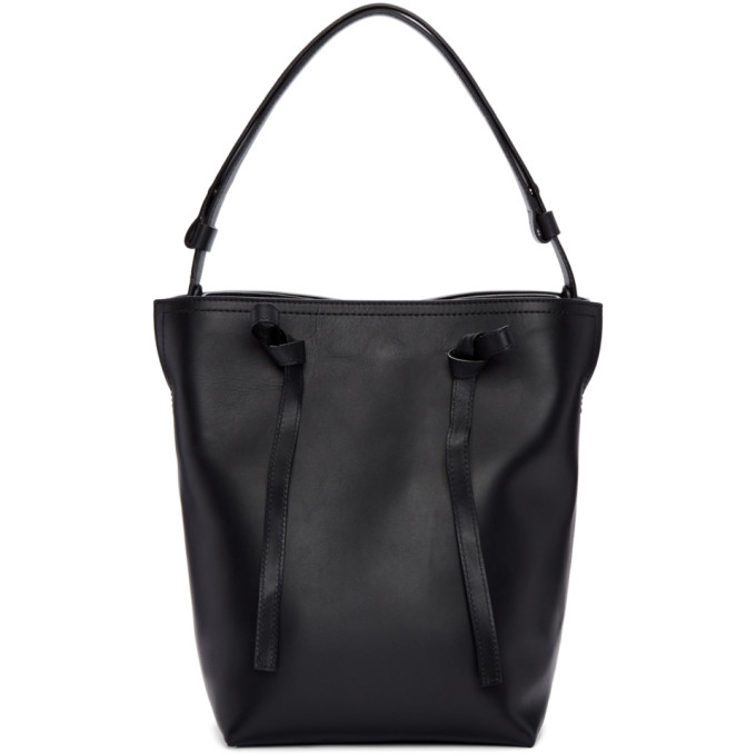 Maison Margiela Black Knot Bucket Bag