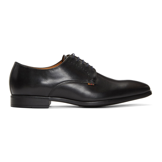 Ps By Paul Smith Black Moore Oxfords