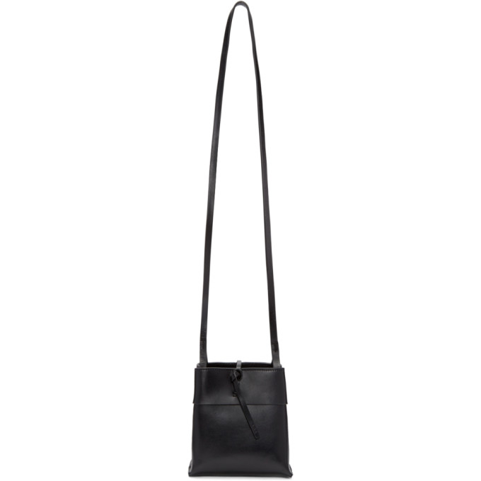 Kara Black Nano Tie Bag