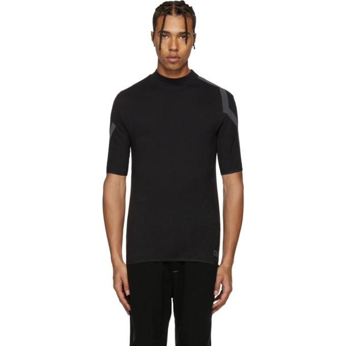 Image of Y-3 SPORT Black Merino T-Shirt