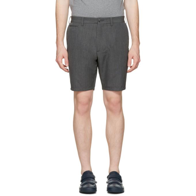 Image of Nanamica Grey Club Shorts