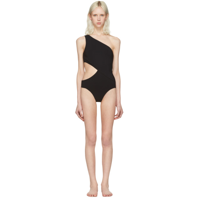 Image of Araks Black Elmar Swimsuit