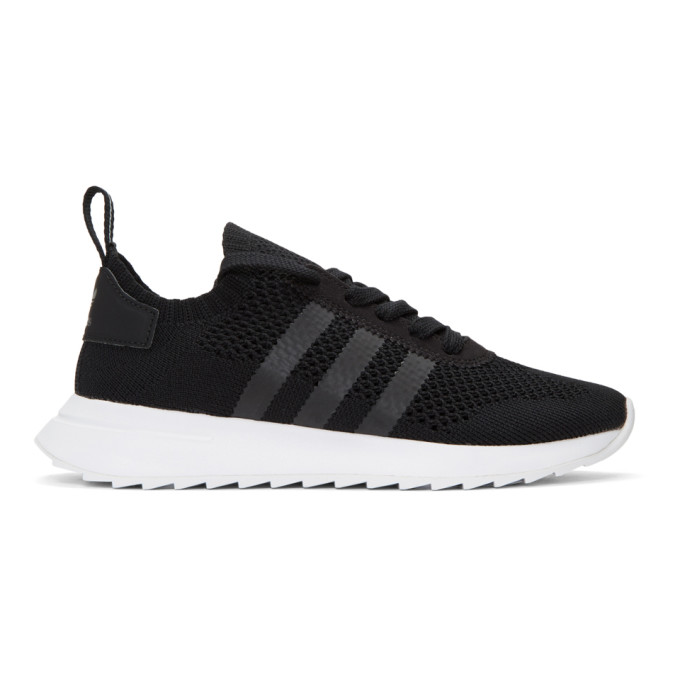 adidas Originals Black Flashback Sneakers