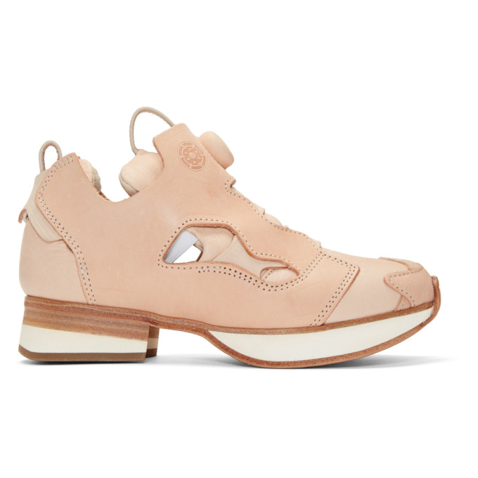 Image of Hender Scheme Beige Manual Industrial Products 15 Sneakers