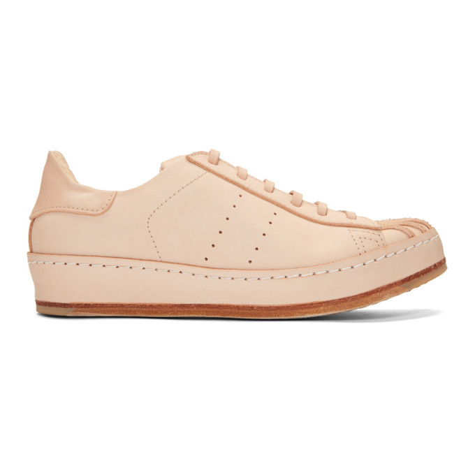 Image of Hender Scheme Beige Manual Industrial Products 02 Sneakers