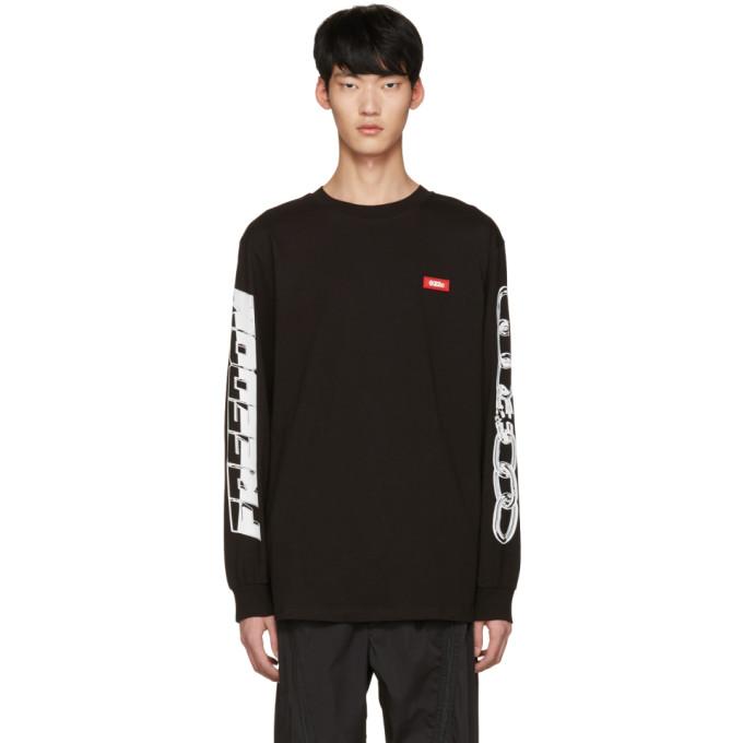 032c Black Chains T Shirt 171843M21300404