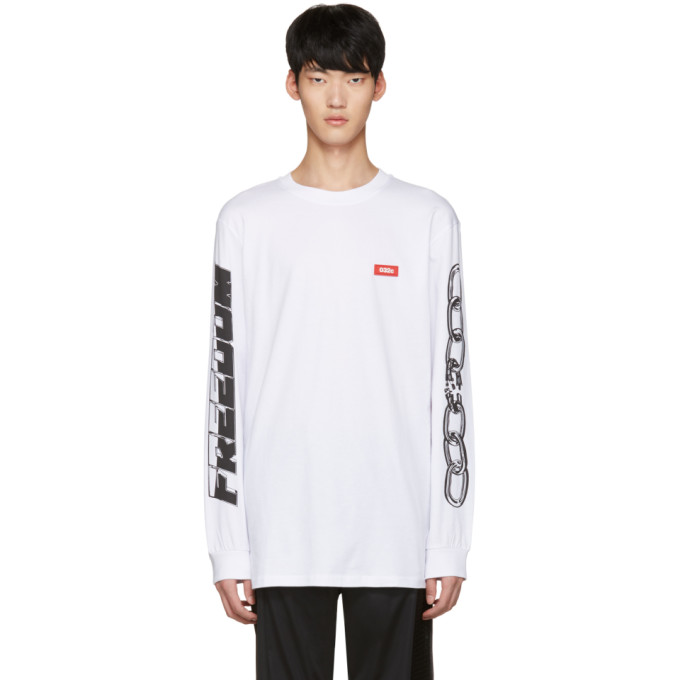 032c White Chains T Shirt