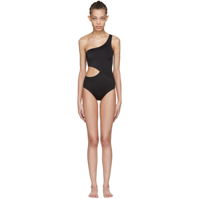 Solid & Striped Black The Claudia Swimsuit