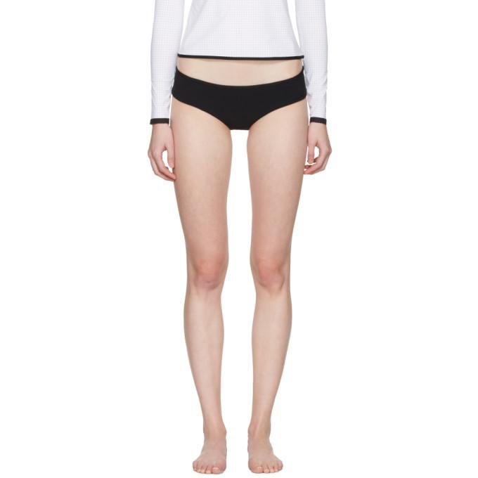 Image of Ward Whillas Black Lola Bikini Briefs