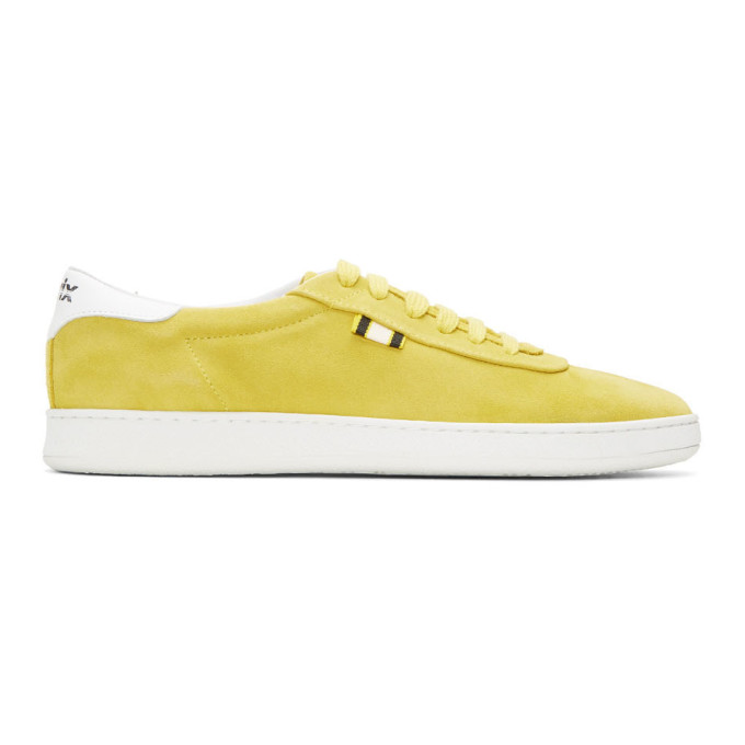 APRIX Aprix Yellow Suede Apr-002 Sneakers