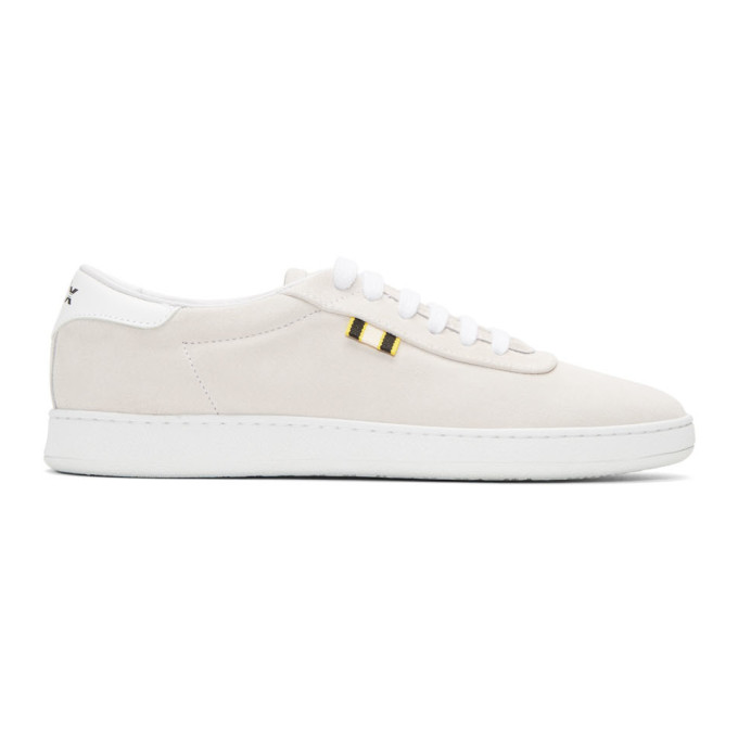 Aprix Off-White Suede APR-002 Sneakers