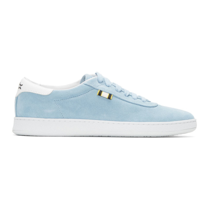Image of Aprix Blue Suede APR-002 Sneakers