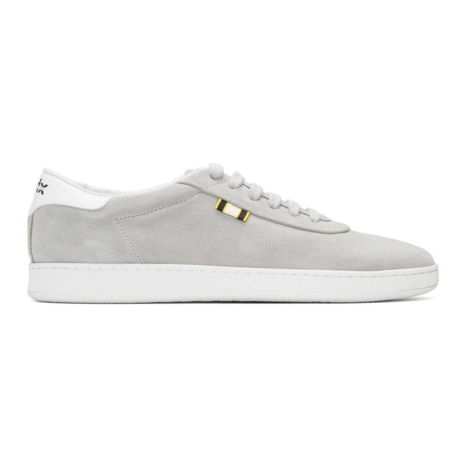 Image of Aprix Grey Suede APR-002 Sneakers