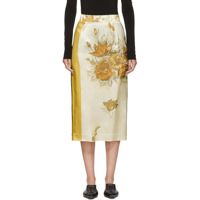 Image of Kwaidan Editions Ivory Vallens Skirt