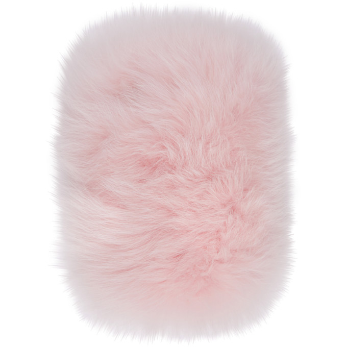 Image of Wild and Woolly Pink Fox Frances iPhone 7 Case