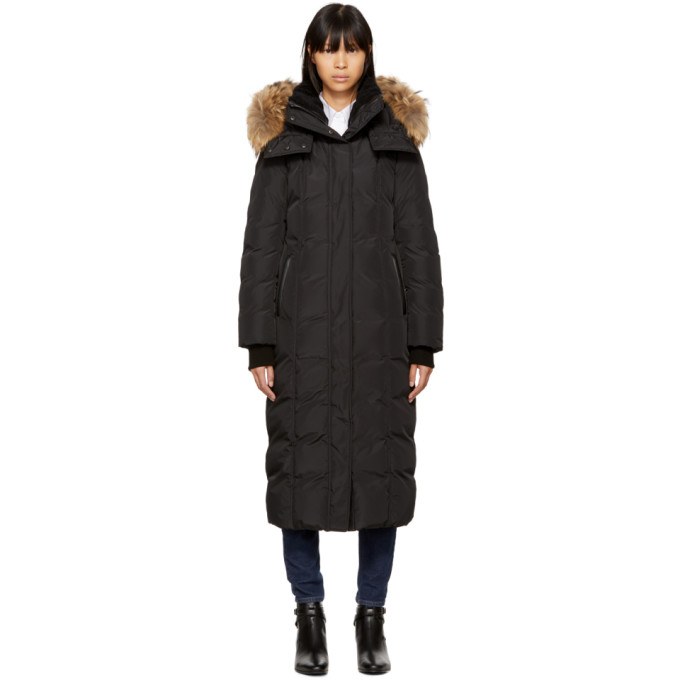Image of Mackage Black Down Jada Jacket