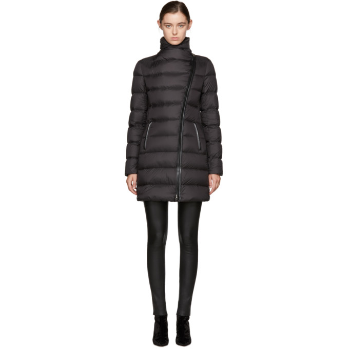 Image of Mackage Black Down Yara Coat