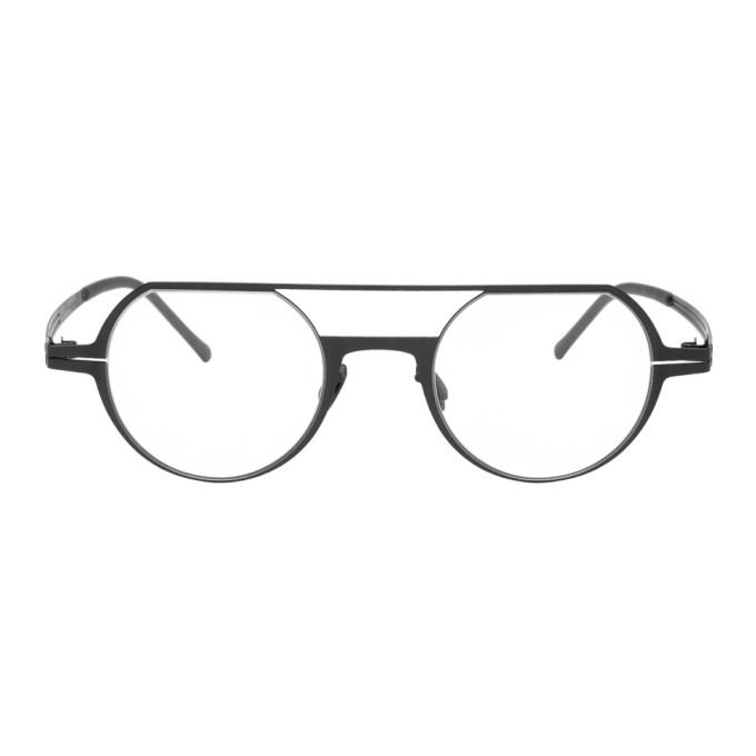 Image of lool Black Dome Glasses