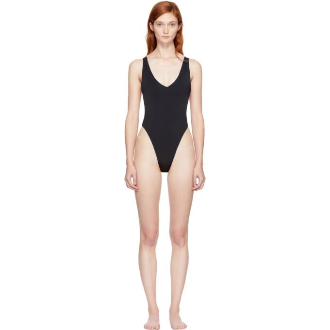 Image of Myraswim Black Elle Swimsuit