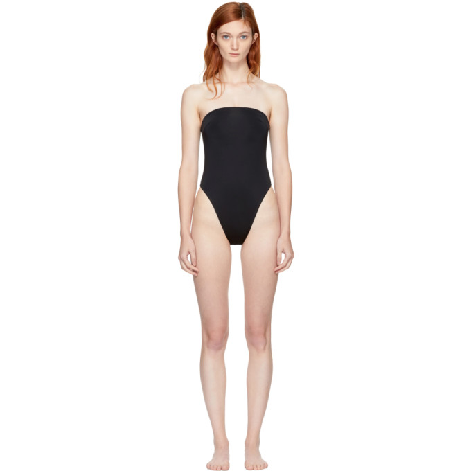 Myraswim Black Milan Swimsuit