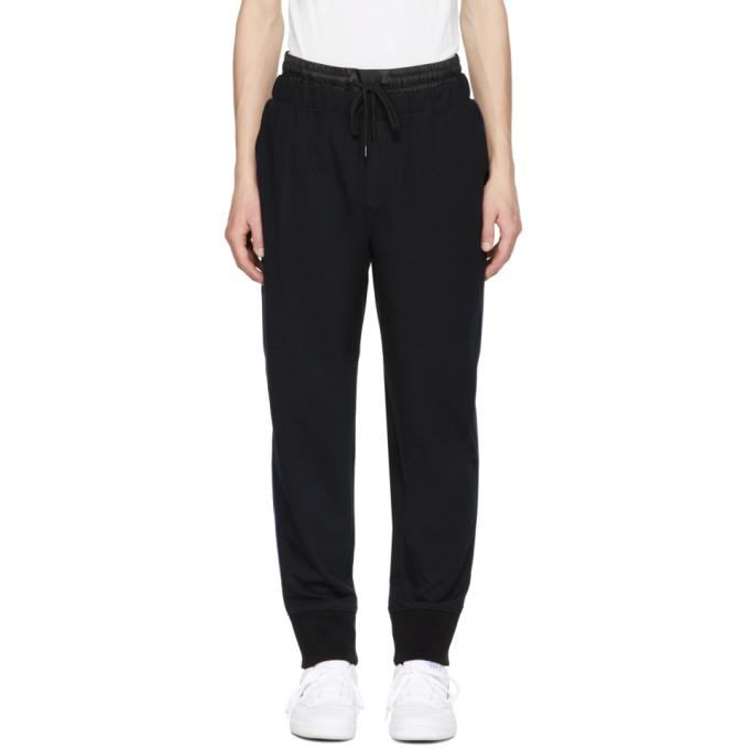 Public School Pantalon de survêtement noir Fjorke