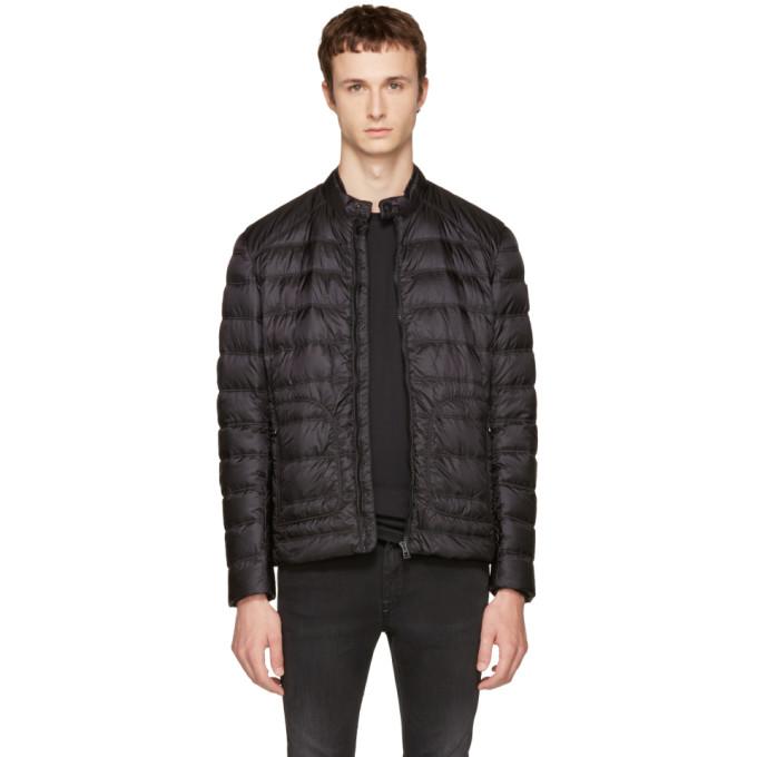 Image of Belstaff Black Halewood Jacket