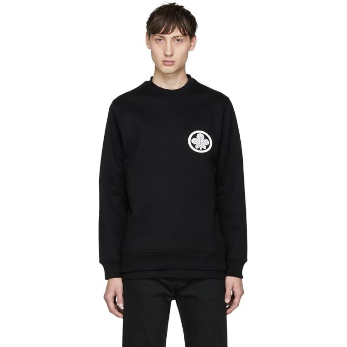 Image of Diesel Black Gold Black Clover Sweatshirt