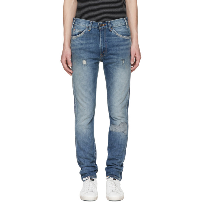 Image of Levi's Vintage Clothing Blue 1969 606 Jeans