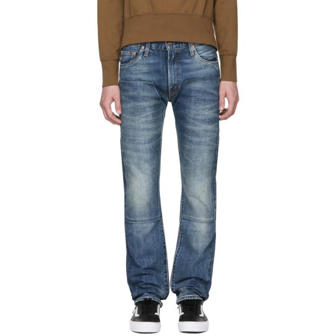 Levis Vintage Clothing Blue 1967 505 Jeans