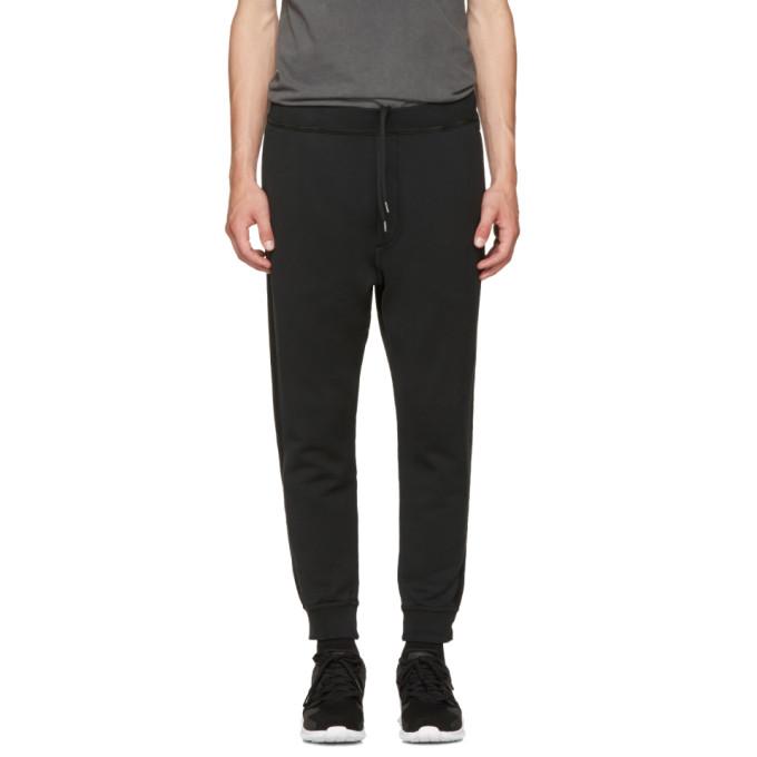 Dsquared2 Black Dean Lounge Pants