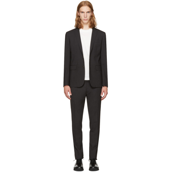 Dsquared2 Grey Paris Suit