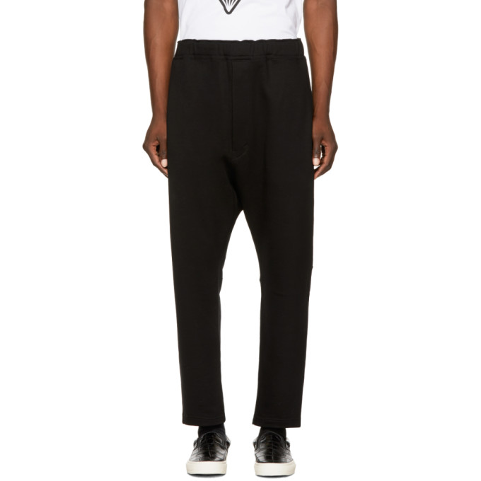 Image of Junya Watanabe Black Drawstring Lounge Pants