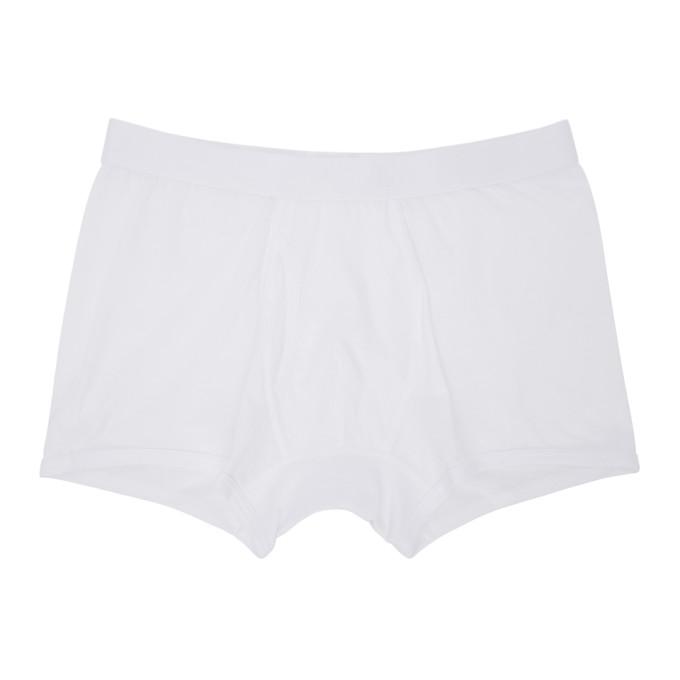 Comme des Garçons Shirt Boxer blanc Basic