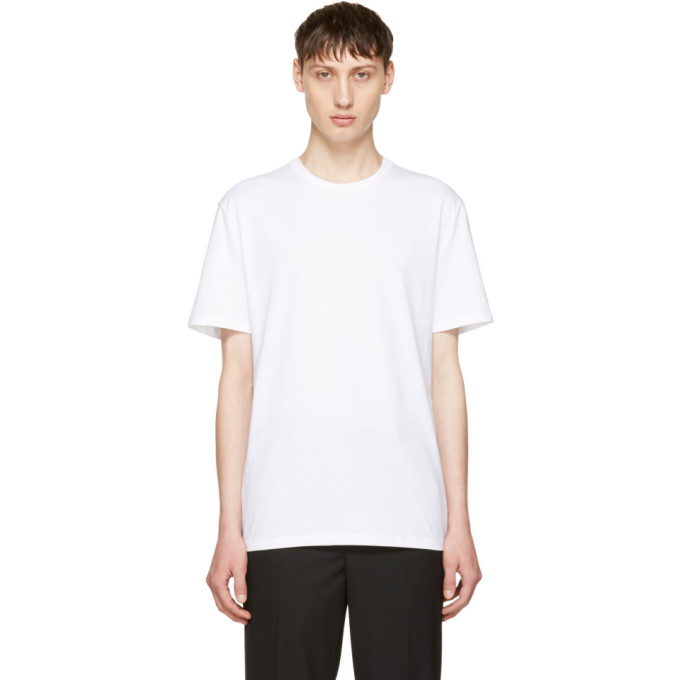 Neil Barrett White #neilbarrett T-Shirt
