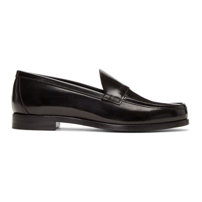 Image of Pierre Hardy Black Hardy Loafers