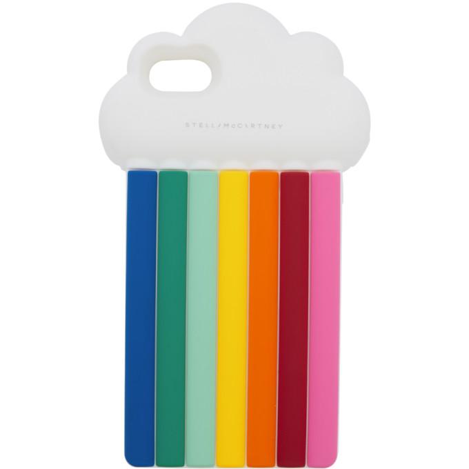 Stella McCartney マルチカラー レインボー iPhone 7 ケース