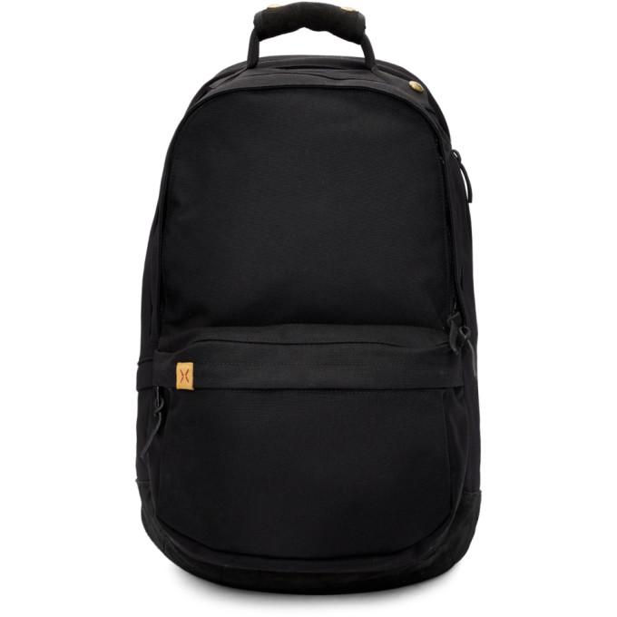 Visvim Black Cordura 22L Backpack