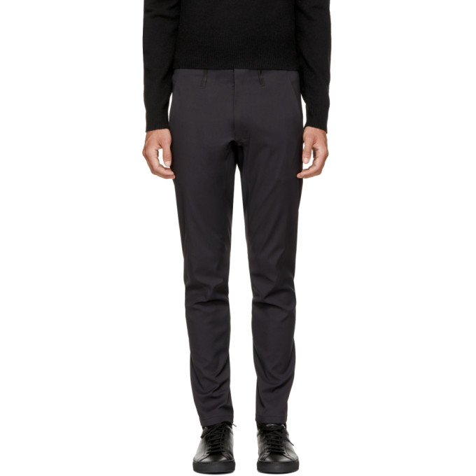 Image of Arc'teryx Veilance Black Indisce Trousers