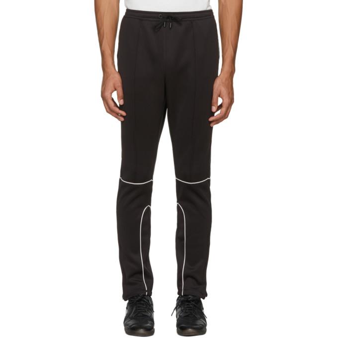 Image of Pyer Moss Black Jabber Track Pants