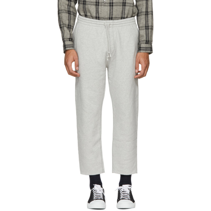 Image of Levi's Made & Crafted Grey Jogger Pants