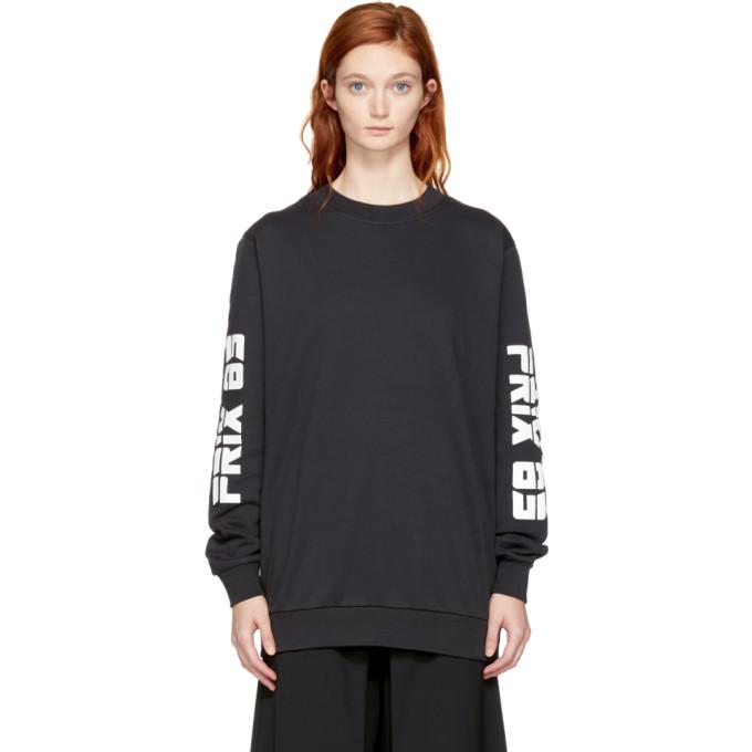 Image of Won Hundred Black Lango Sweatshirt