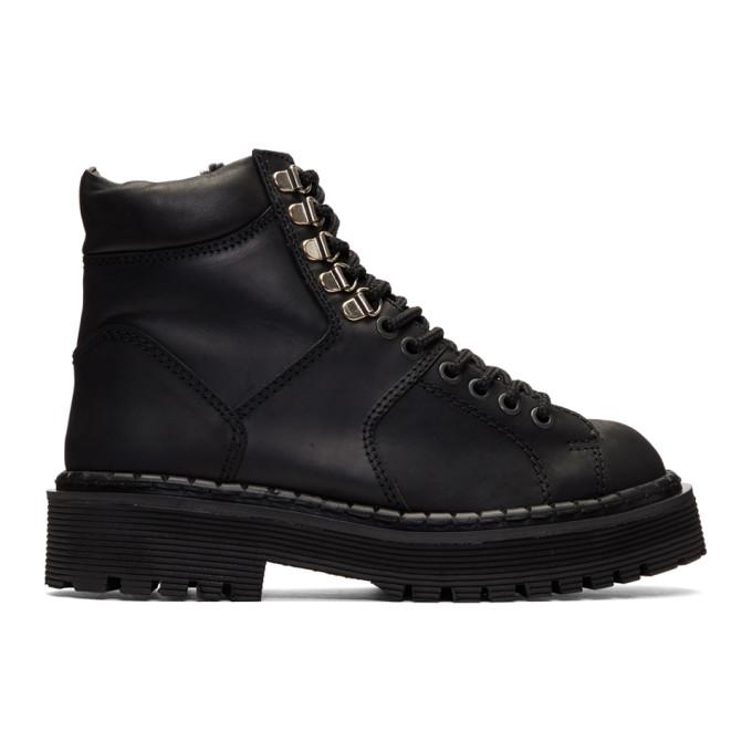 Image of Won Hundred Black Mila Boots
