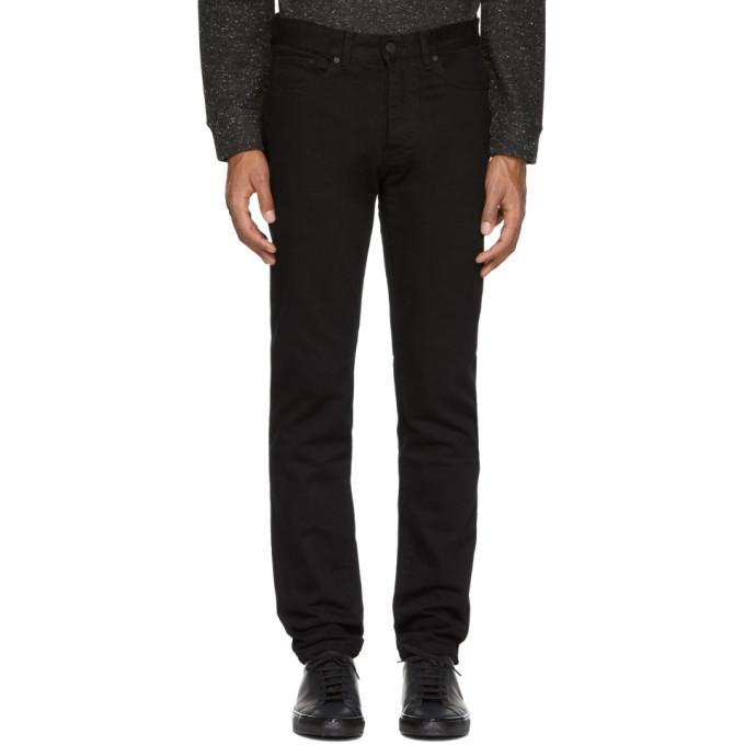 Études Black Locomotion Jeans