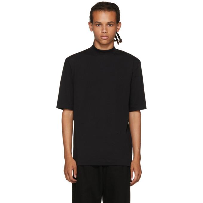 Études Black Award Small E T-Shirt