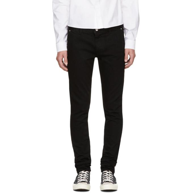 99% Is Black Skinny Jeans
