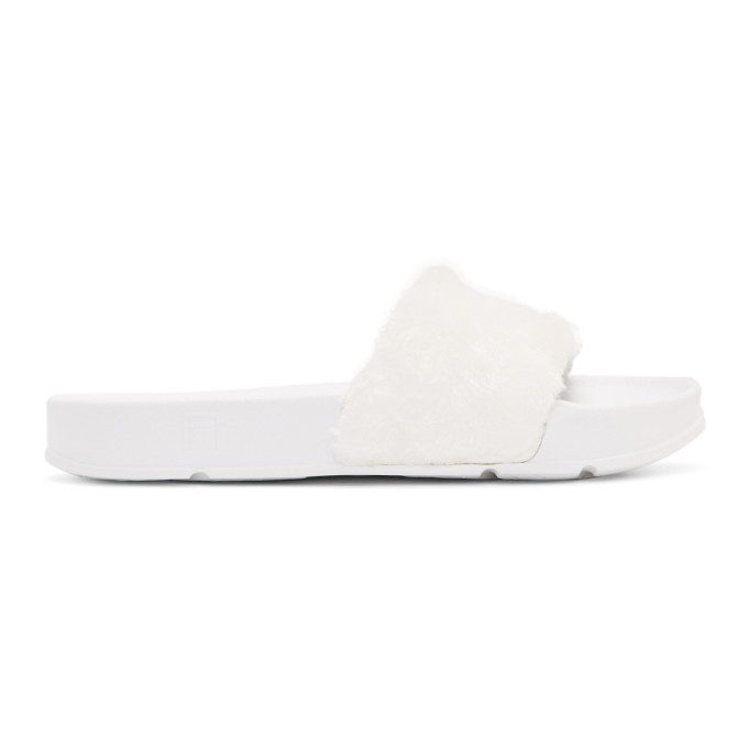 Palm Angels White Suicoke Edition KAW-PA-A Sandals